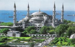 استانبول از تبریز