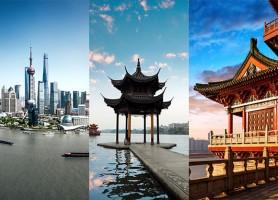 پکن+ هانگزو+ شانگهای